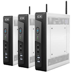 CX Mini PC Plutón, Windows 10, QuadCore, Dureza, resistencia, Wifi, Mini PC