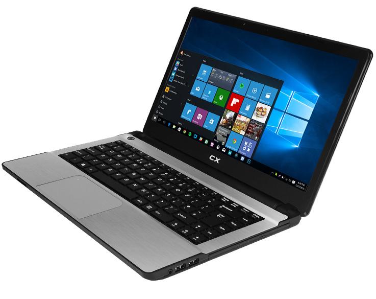 """CX Notebook 14"""" Windows 10, intel 6ta Gen, NVIDIA, SSD"""